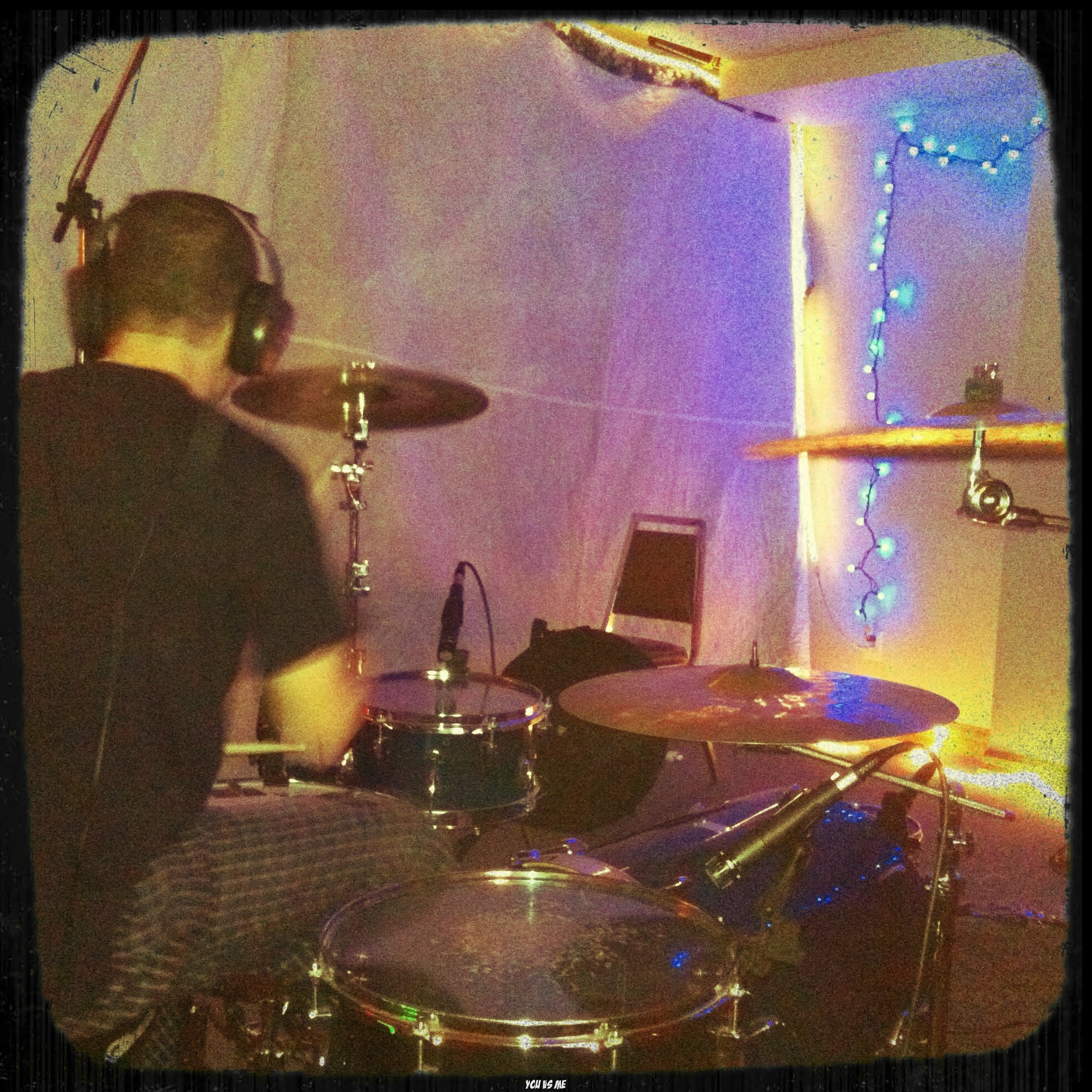 Day 2 - Recording Drum Tracks