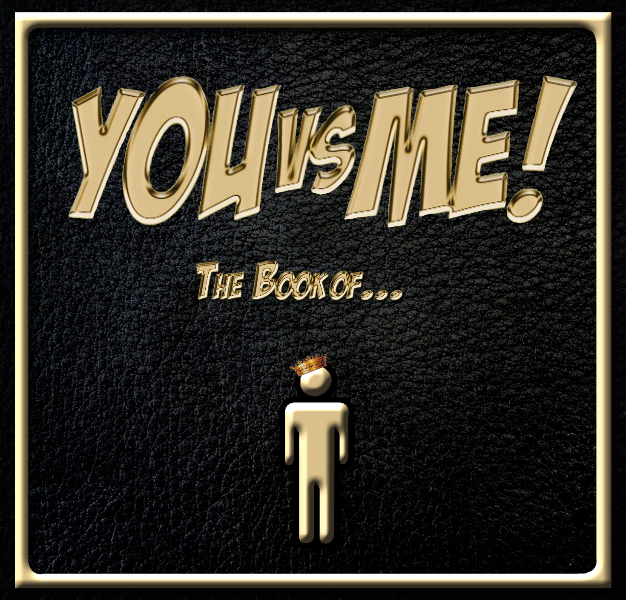 You Vs Me - The Book Of...